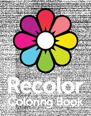 Recolor logo white text bottom tagline
