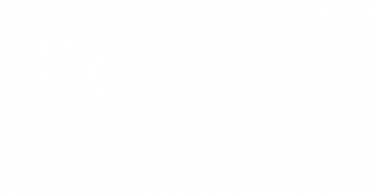 Recolor logotype white text tagline